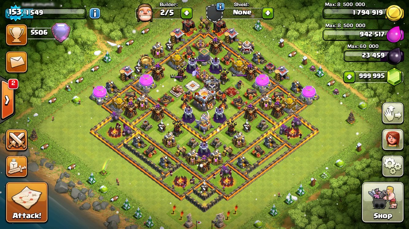 Image result for clash of clans hack